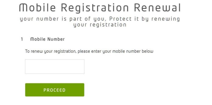 Here's How Etisalat Online SIM Registration Process Works