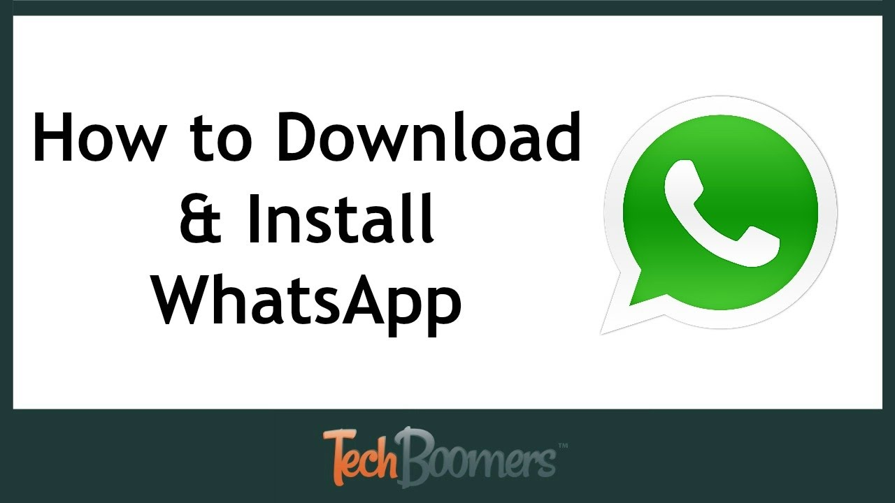 Whatsapp app download 2018 new version free